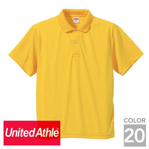 5910-01 4.1オンス ドライアスレチックポロシャツ 20色