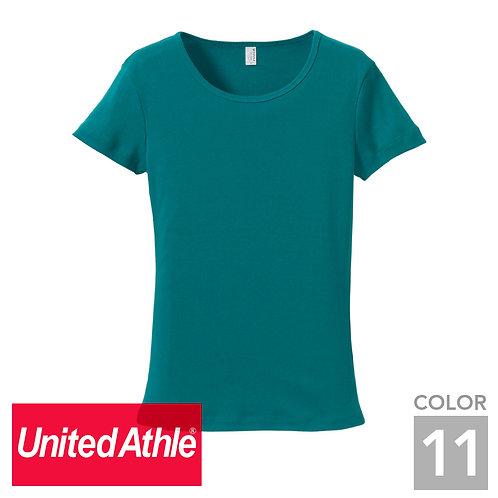5490-01|6.2オンス CVC フライスTシャツ|11色