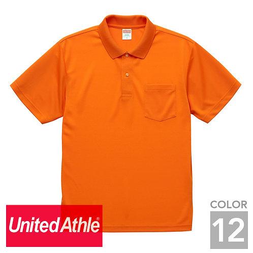 5912-01|4.1オンス ドライアスレチック ポロシャツ(ポケット付)|12色