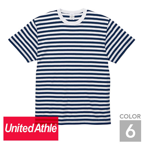 5625-01|5.6オンス ボーダーTシャツ|6色