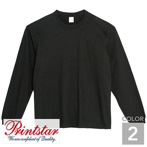 114-BCL|5.6オンスヘビーウェイトビッグLS-Tシャツ|2色