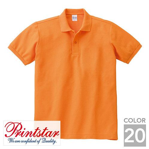 141-NVP|5.8オンスT/Cポロシャツ(ポケット無し)|20色