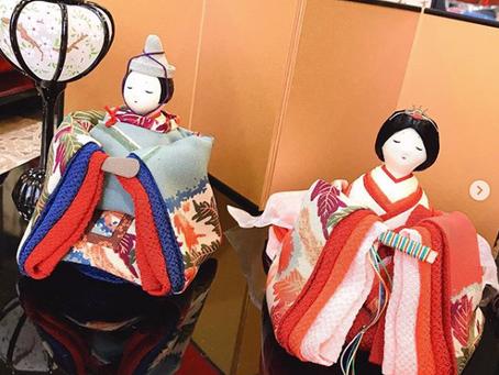 雛人形フェアー開催 2月10日(日)〜3月3日(日)