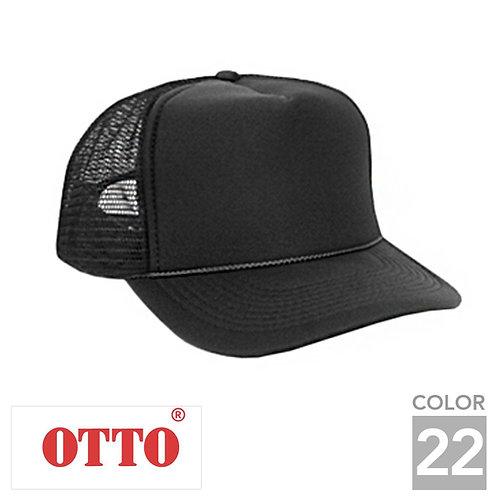 H0467|オットーキャップソリッドメッシュキャップ|22色