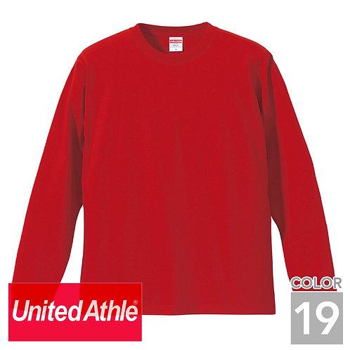 5011-01|5.6オンス ロングスリーブTシャツ(1.6インチリブ)|19色