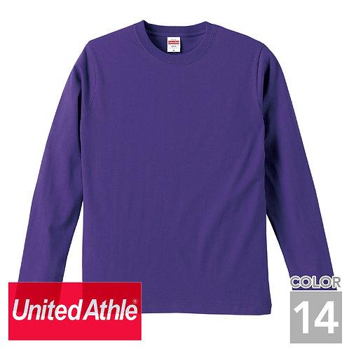 5010-01|5.6オンス ロングスリーブTシャツ|14色