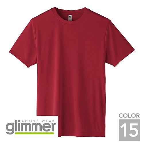 350-AIT|3.5オンスインターロックドライTシャツ|15色