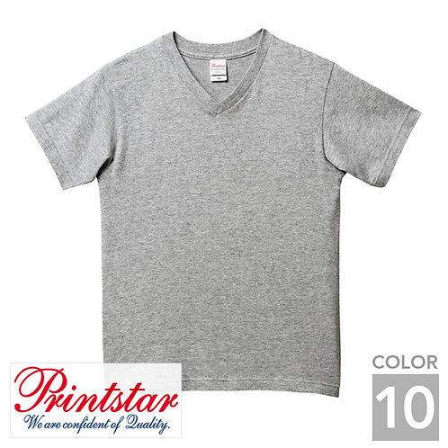 108-VCT|5.6オンスベビーウェイトVネックTシャツ|10色