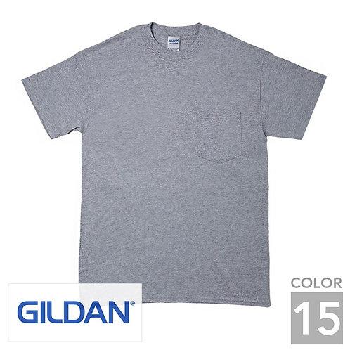 GL2300|6.0オンスウルトラコットンポケットTシャツ|15色