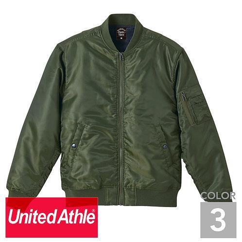 7480-01|MA-1ジャケット(中綿入)|3色