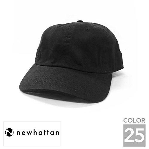 H1400 ニューハッタンコットンキャップ 25色