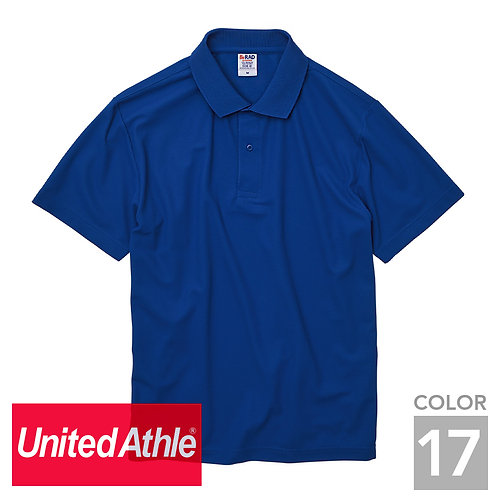 2020-01|4.7オンス スペシャルドライ カノコポロシャツ|17色