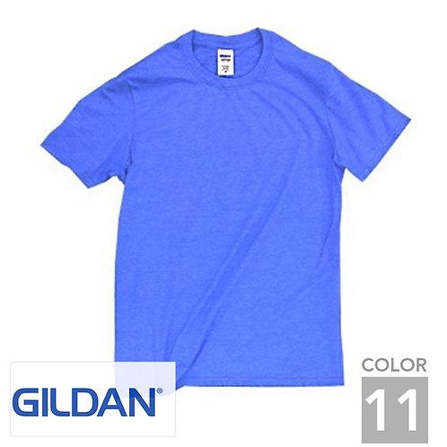 T6400|4.5オンスソフトスタイルリングスパンTシャツ|11色