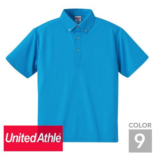 5920-01|4.1オンス ドライアスレチック ボタンダウンポロシャツ|9色