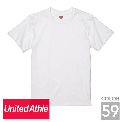 5001-01|5.6オンス ハイクオリティーTシャツ|59色