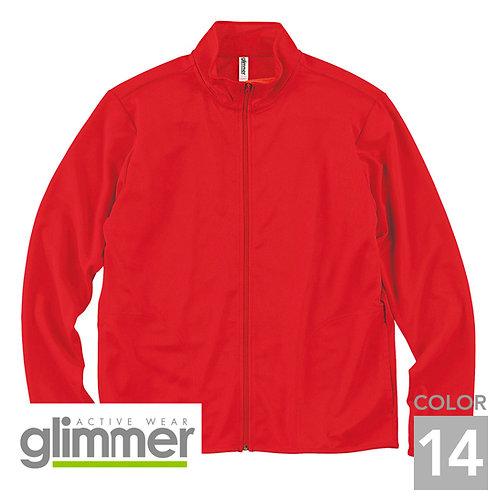 358-AMJ|4.4オンスドライジップジャケット|14色