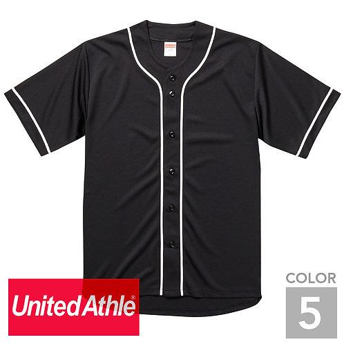 1445-01|4.4オンス ドライ ベースボールシャツ|5色