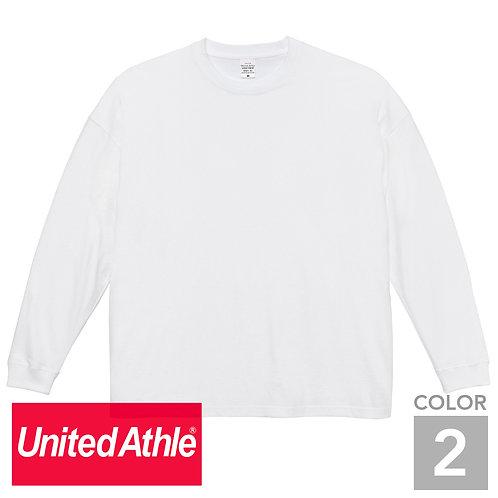 5509-01 5.6オンス ビッグシルエット ロングスリーブTシャツ 2色
