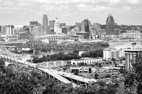 Cincinnati 2020 (10,412 Parcels)