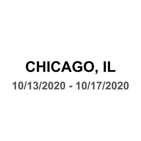 Chicago, IL 10/13 - 10/17