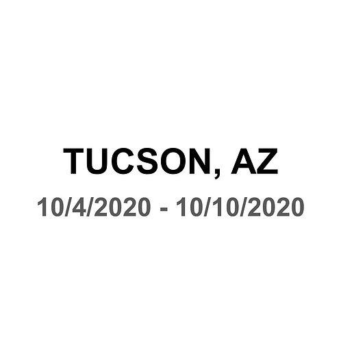 Tucson, AZ 10/4 - 10/10