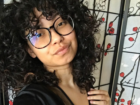 Wash Day: My Curly Hair Routine