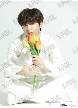 K-POPぴあ vol.11「ピンナップ:キム・ヨハン」