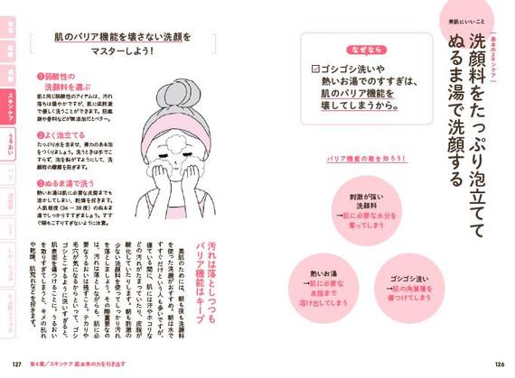 オトナ女子の「美肌」づくり百科