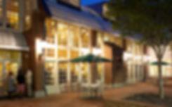 LAMBERT Architecture + Interiors restaurant renovation