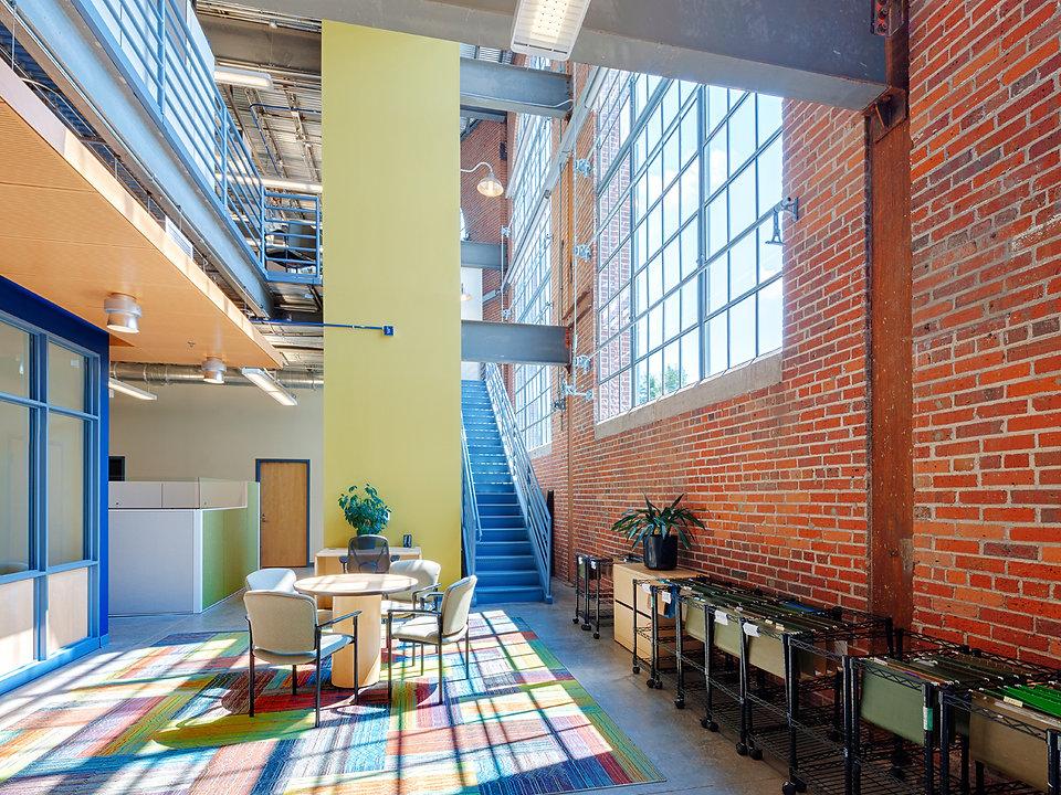 Sustainability at Wake Forest University, LEED Gold