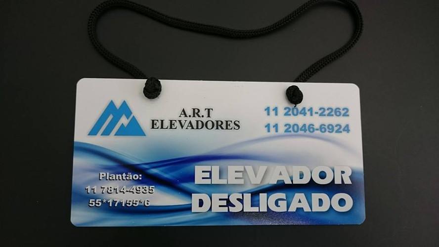 Etiquetas Elevadores