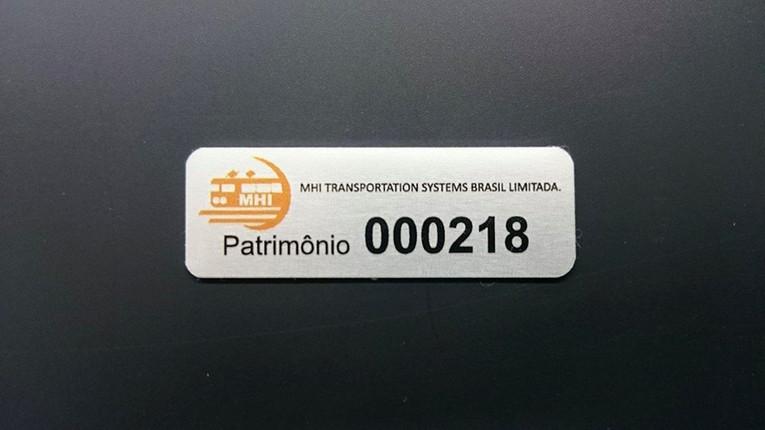Etiquetas Patrimônio