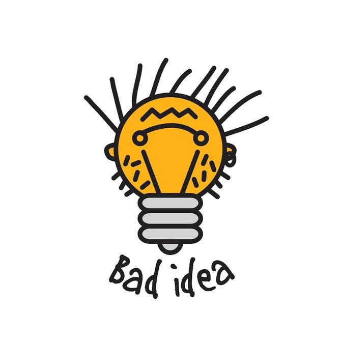 Bad ideas in IELTS