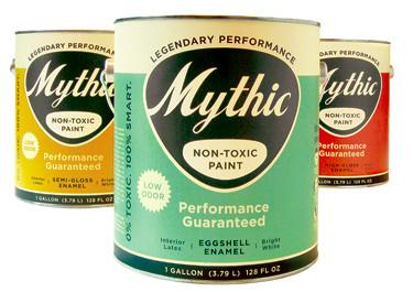 Paint labels for Mythic Paints