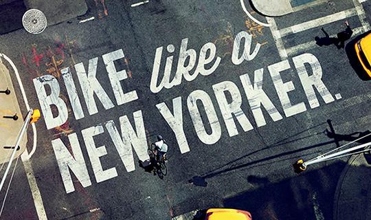 bike like new yorker