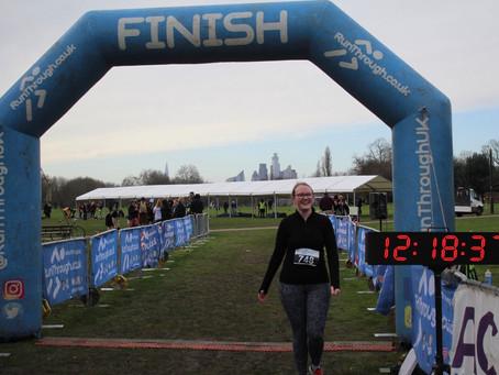 How I ran a Marathon in a Global Pandemic