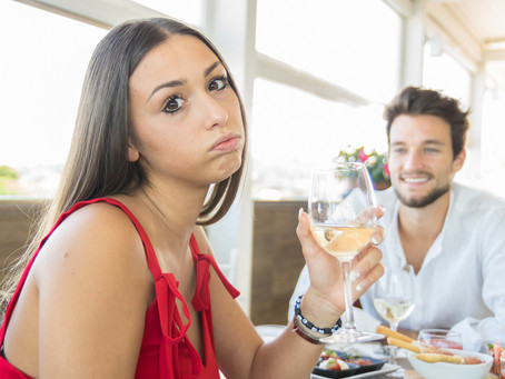 Is a First Date a Write Off if There's no Spark?