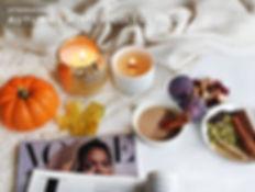 CALIQ Autumn and Winter fragrances