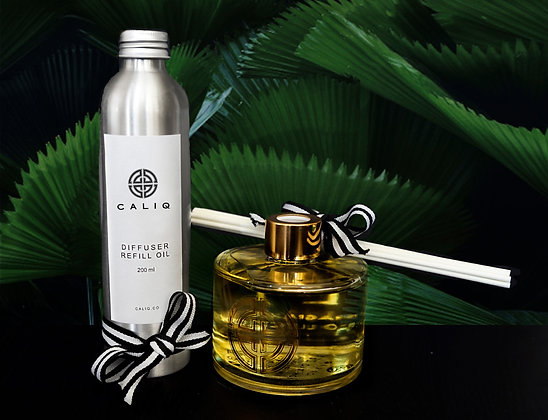 Bamboo Leaf Diffuser Refill