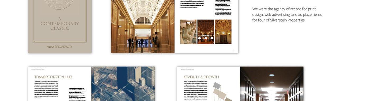 Silverstein Properties Equitable Building Leasing Brouchure