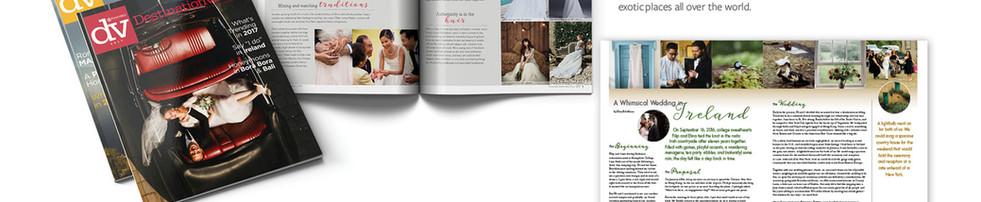 Ensemble Travel Magazine Editorials