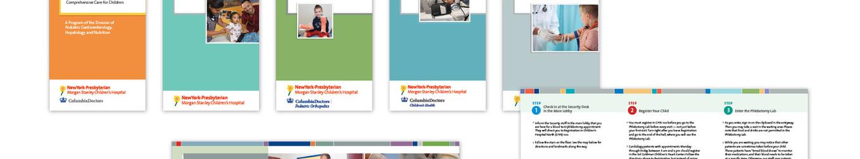 NY Presbyterian Patient Brochures