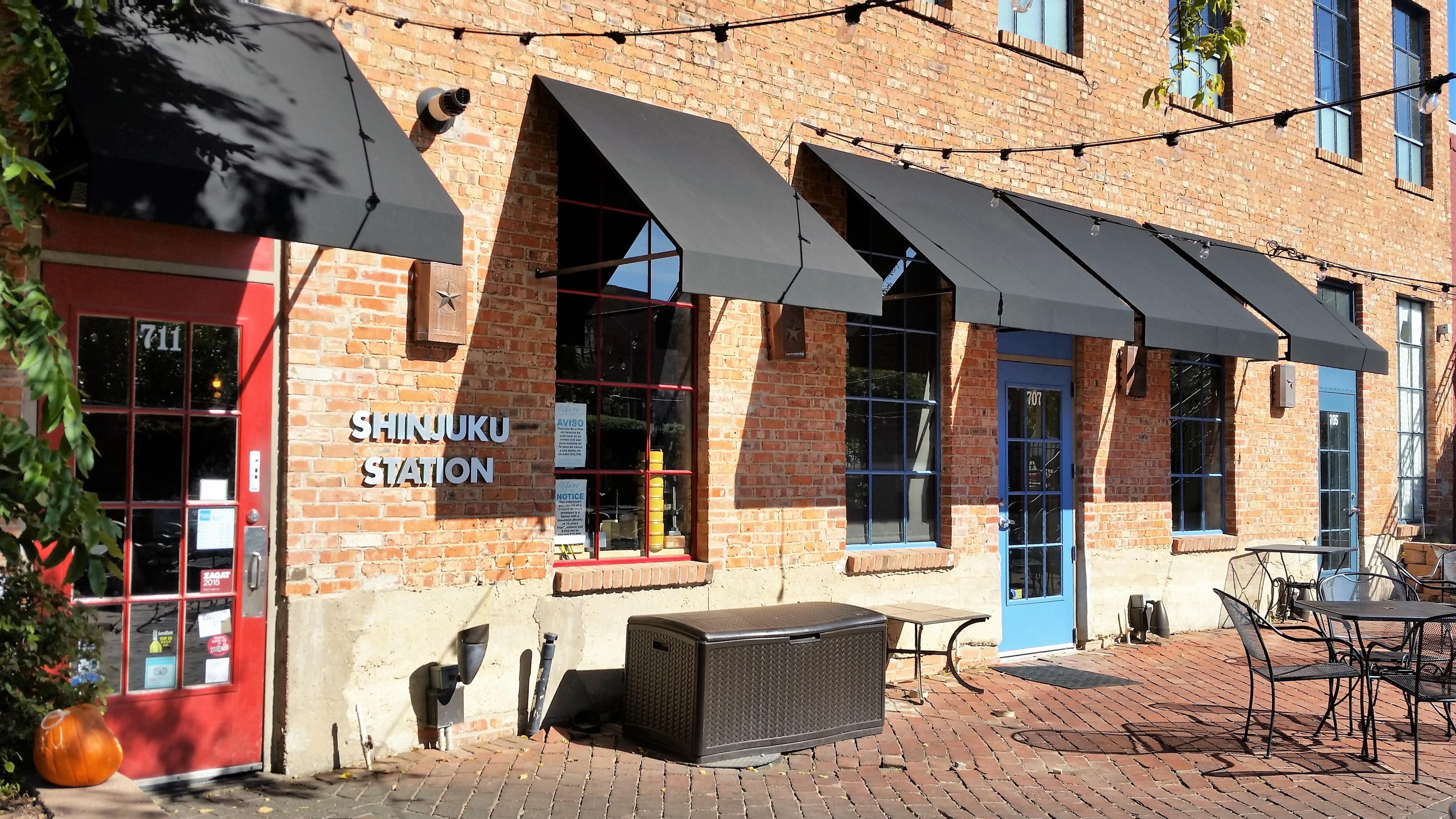 JOB# 1629 SHINJUKU STATION FT WORTH, TX.
