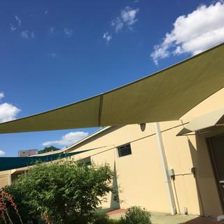 Sunshade Structure