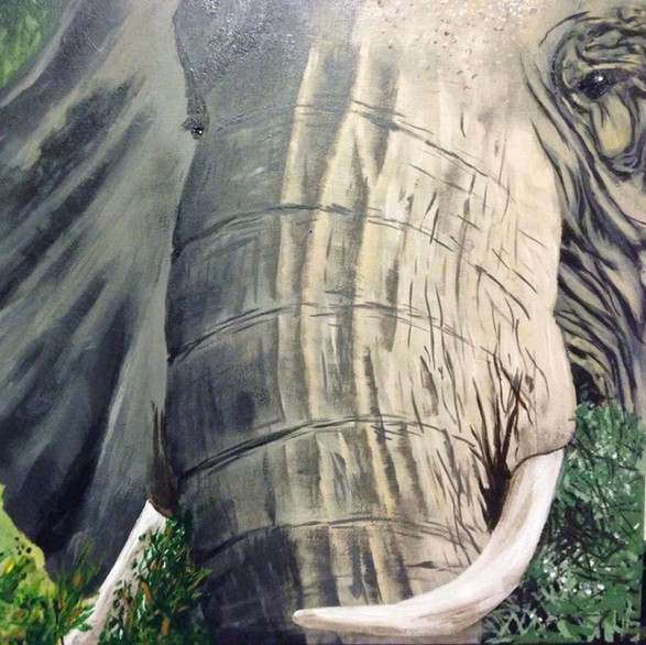 Elephant Fighter