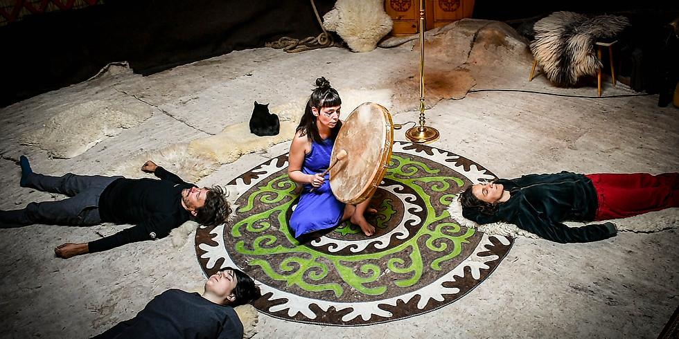 FULL! Sound Journey in yurt