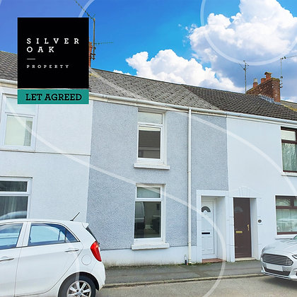 LET AGREED | 17 Upper William St Llanelli SA15 1SL