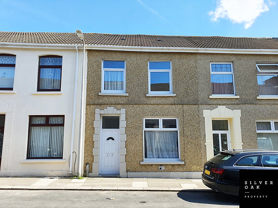 Let Agreed - 25 Nevill St Llanelli SA15 2RS
