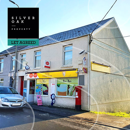 LET AGREED | 50a Iscoed Rd Pontarddulais, Hendy, Swansea SA4 0UP
