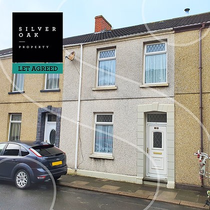 Let Agreed - 28 Delabeche Street Llanelli SA15 1AT